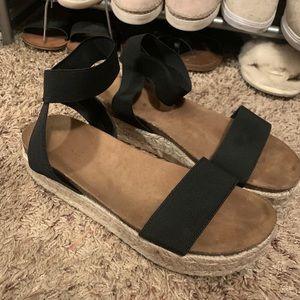 Express Espadrille Sandals
